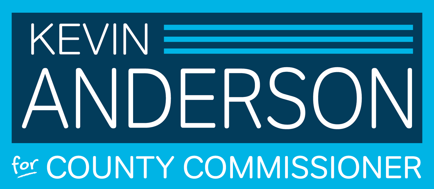 Kevin Anderson for County Commissioner